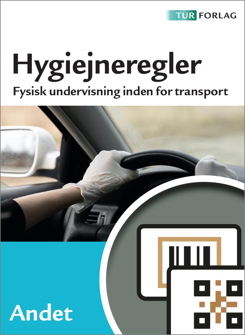 Hygiejneregler - Fysisk undervisning inden for transport