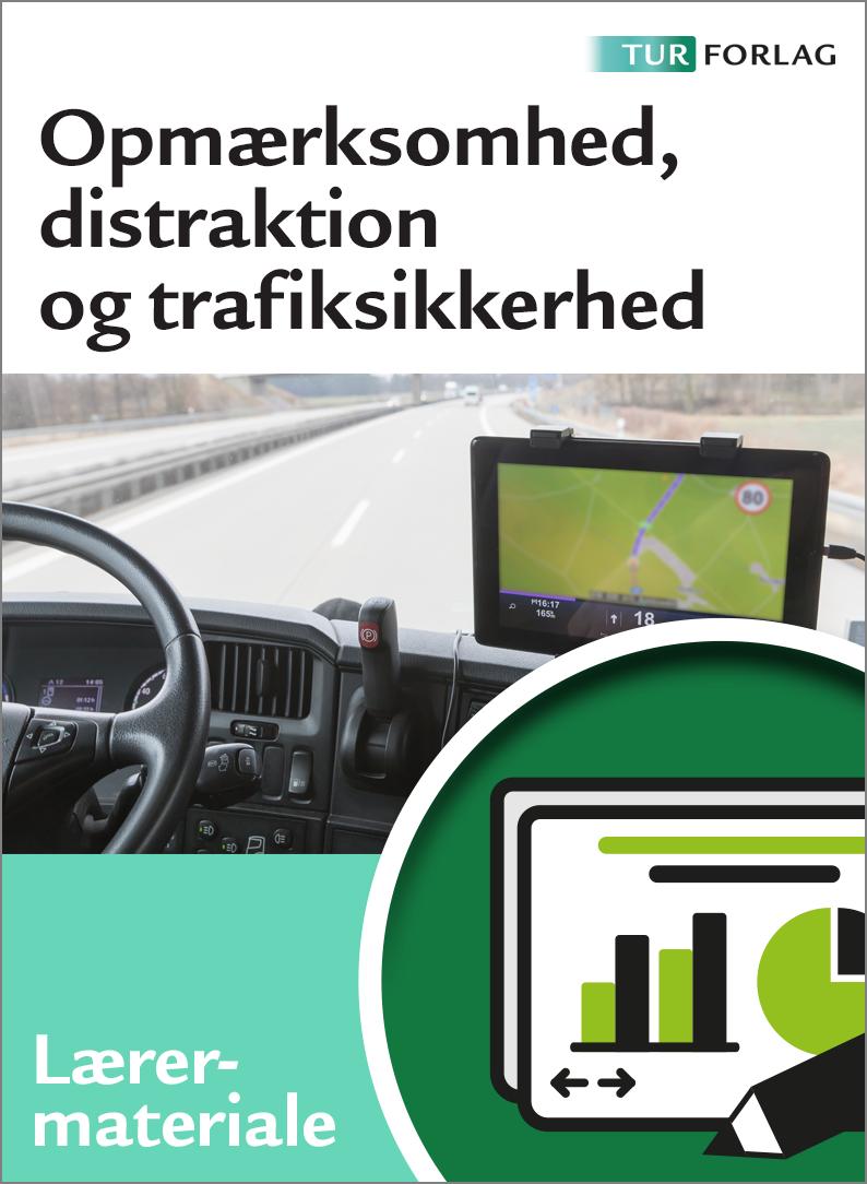 Illustrationer, Lærervejledning til Opmærksomhed, distraktion og trafiksikkerhed