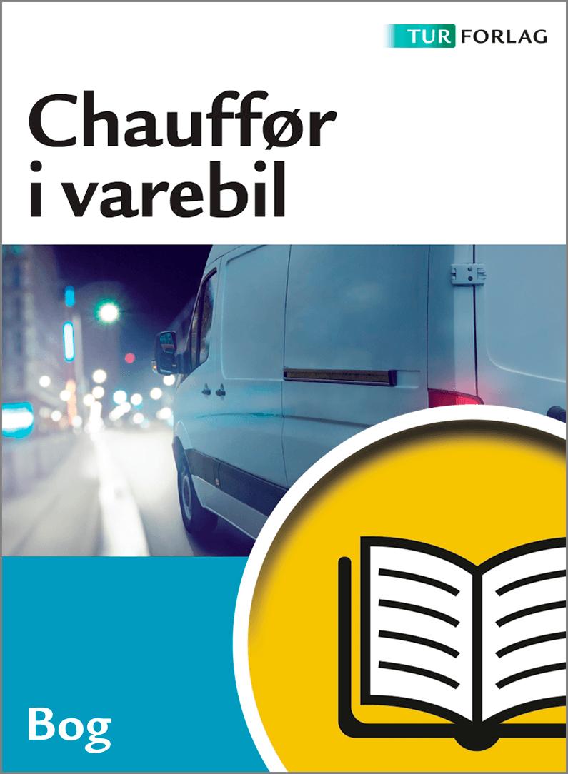 Chauffør i varebil