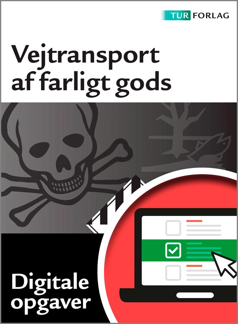 Vejtransport af farligt gods - Digitale Opgaver
