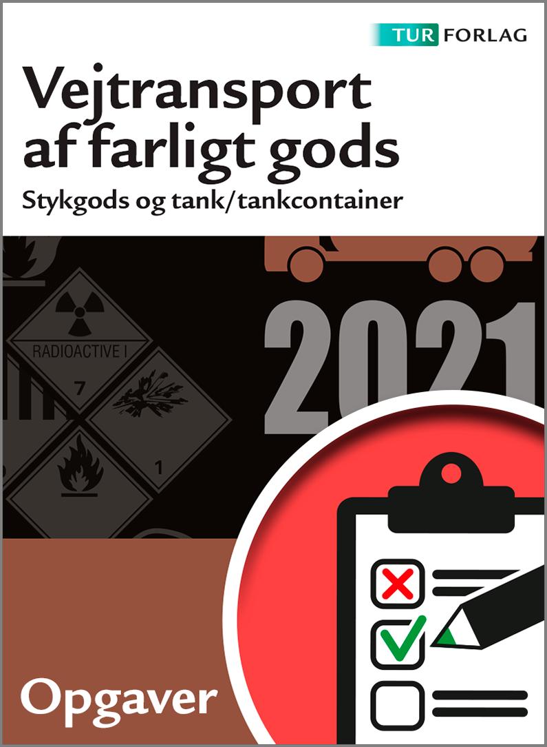 Vejtransport af farligt gods - ADR 2019
