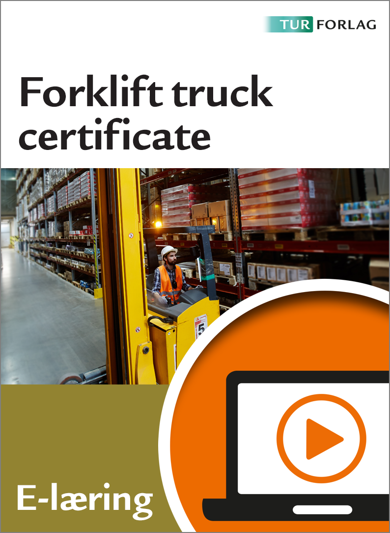 Forklift Truck Certificate