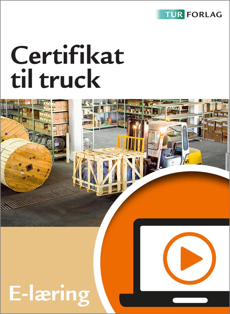 Certifikat til truck