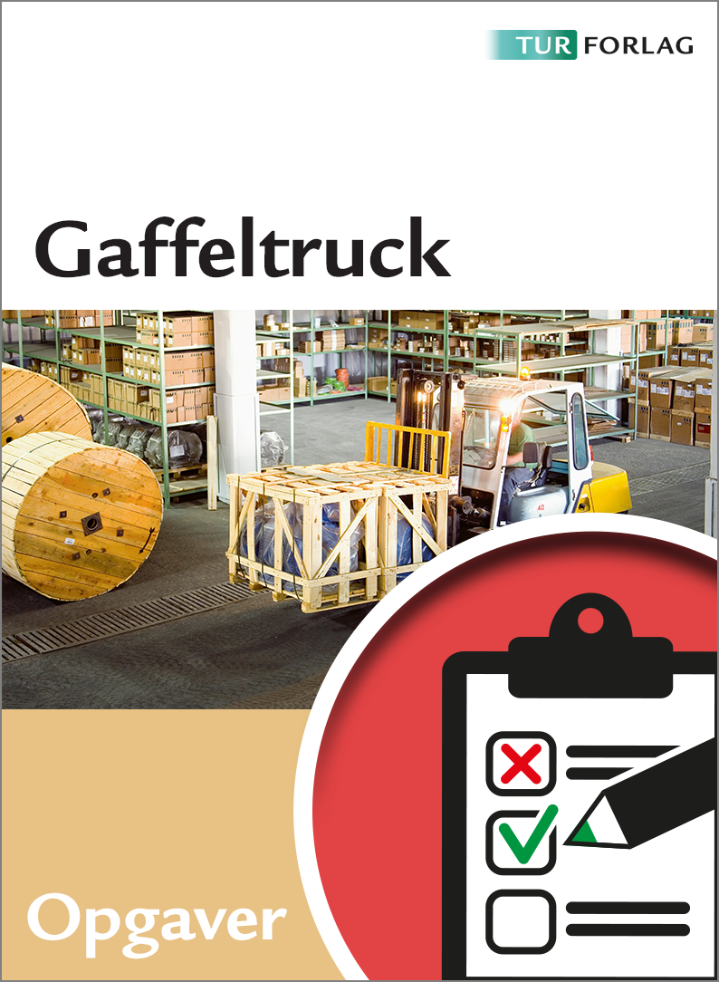 Gaffeltruck