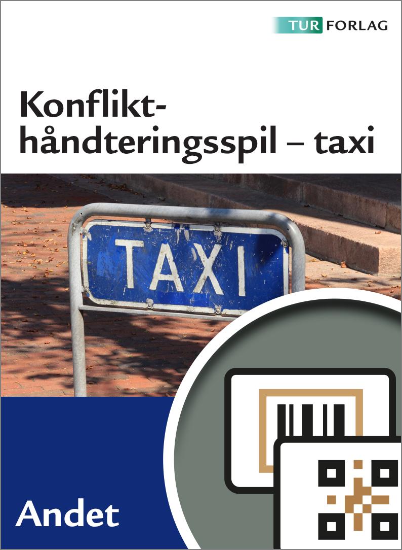 Konflikthåndteringsspil - Taxi