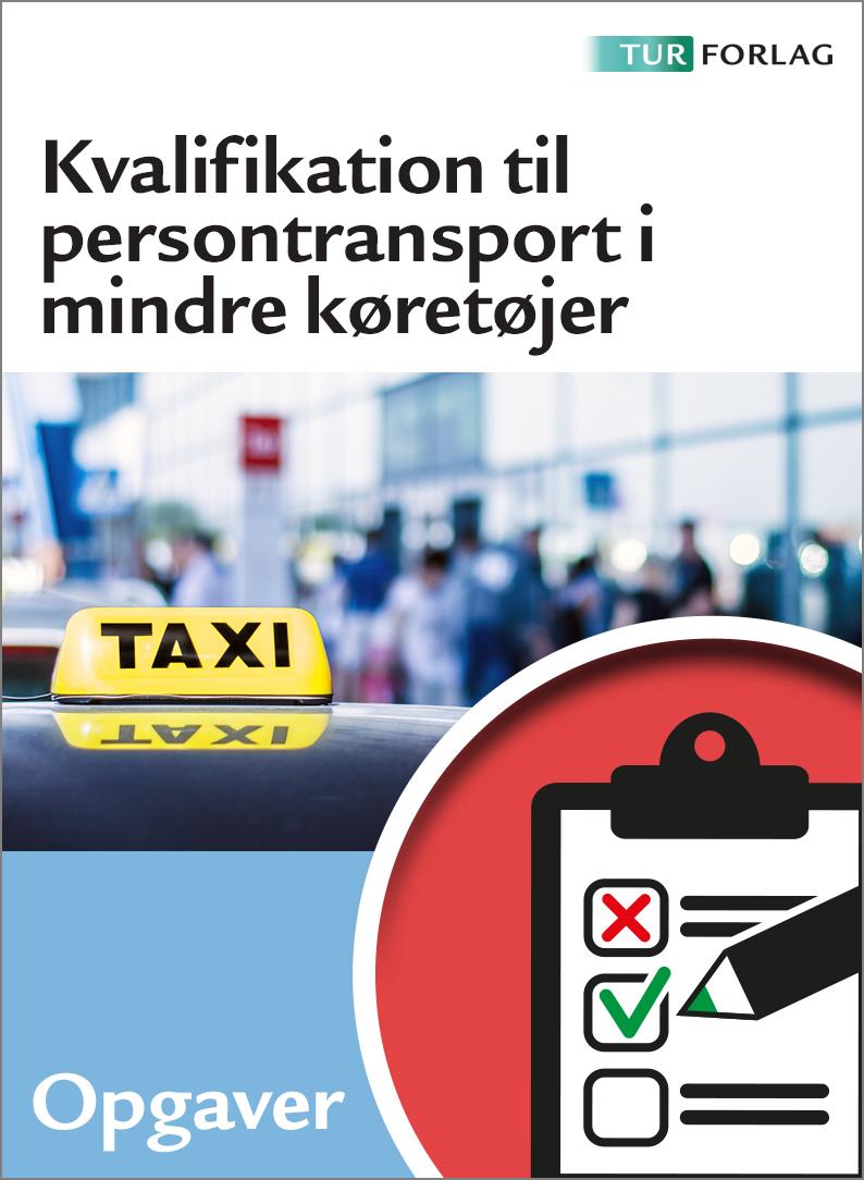 Kvalifikation til persontransport i mindre køretøjer