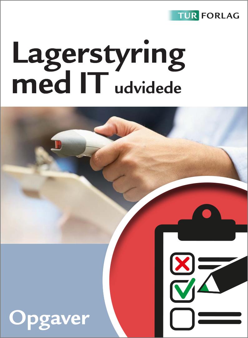 Lagerstyring med IT - Udvidede funktioner