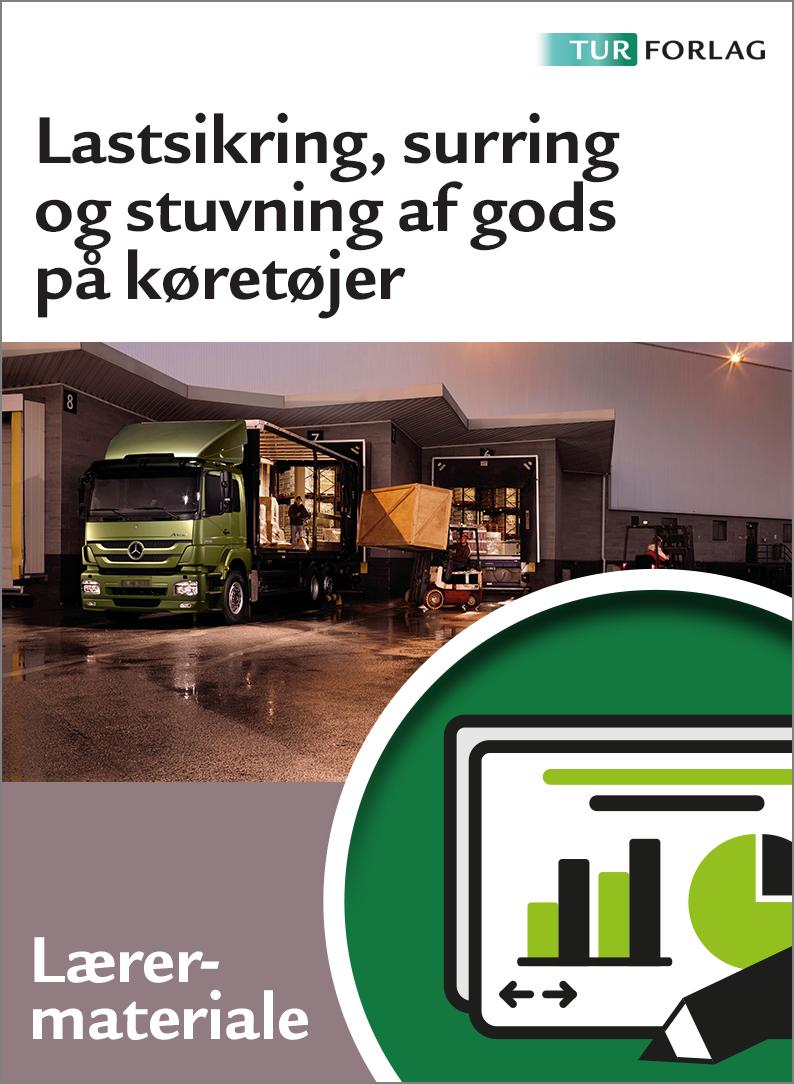 Enormt Lastsikring af mindre køretøjer - Turteori.dk GY28