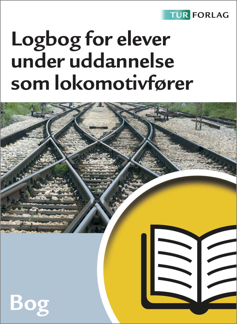 Logbog for elever under uddannelse som lokomotivfører