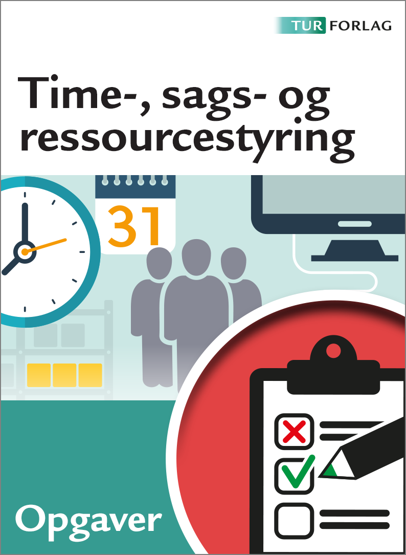Time-,sags- og ressourcestyring